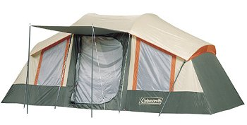 Coleman Weathermaster 3-Room Tent  sc 1 st  Product Reviews : 3 room coleman tent - memphite.com